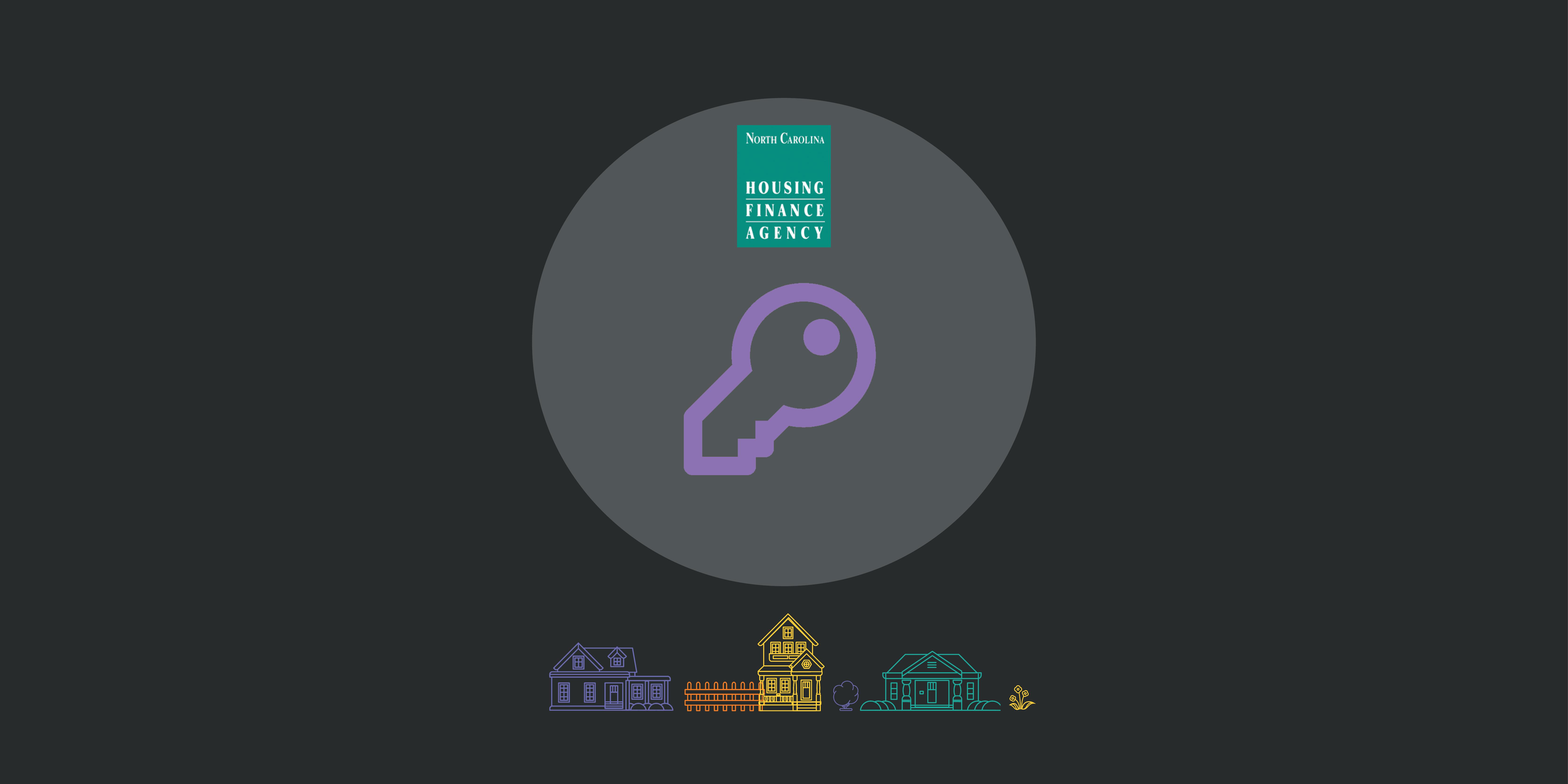 Purple key icon