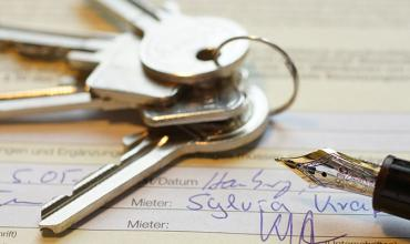 keys and contract