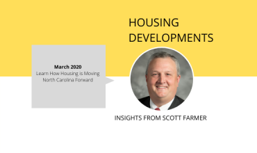 Learn how Housing is Moving North Carolina Forward