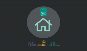 Teal house icon