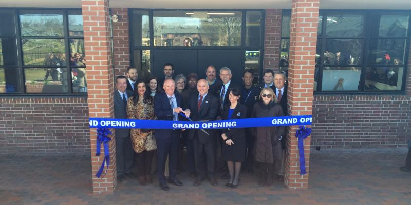 a Ribbon-Cutting Held for Craven Terrace March 13
