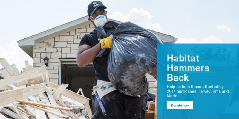 Habitat for Humanity Hurricane Relief