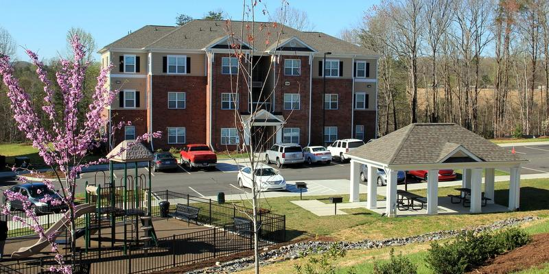 ... our partner Wynnefield Properties for the grand opening of Edgewood  Place Apartments, a community of 56 apartments for working families in Mount  Airy.